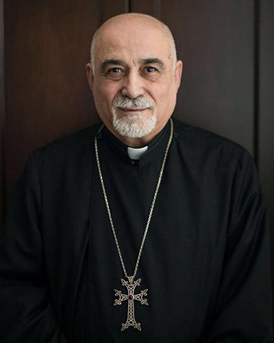 Rev. Archpriest Keghart Garabedian