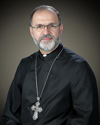 Rév. Archiprêtre Zareh Zargarian
