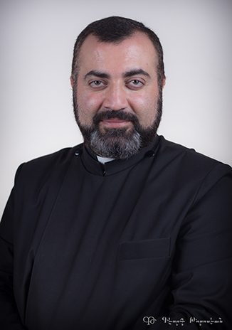 Rev. Fr. David Margaryan