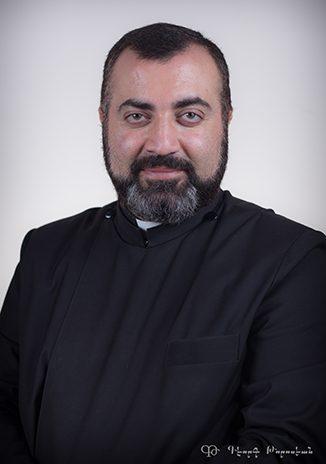 Rév. Prêtre David Margaryan