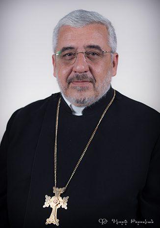Rev. Fr. Hayari Tanashian