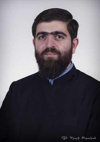 Rév. Prêtre Hrant Manukyan