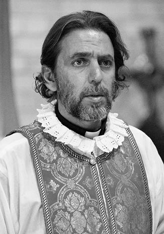 Rev. Fr. Myron Sargsyan
