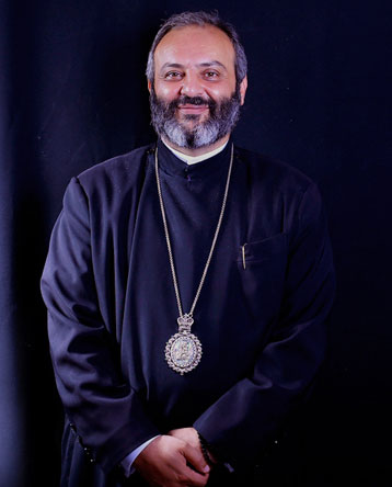 Bishop Bagrat Galstanian