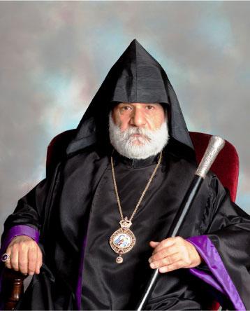 Archbishop Nathan Hovhannisyan