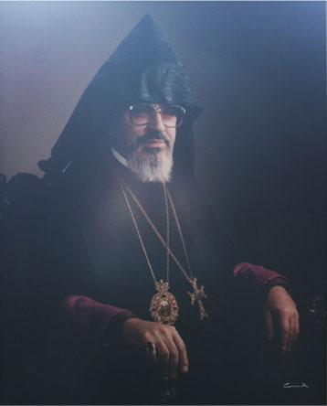 Archbishop Vazken Keshishian